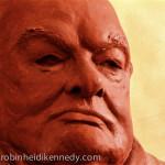 Churchill detail