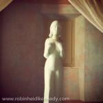 Falsa Vergine in camera da letto