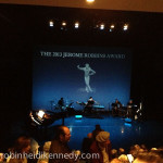 Jerome Robbins Award 2013