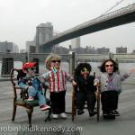 NRBQ Jr visit Brooklyn