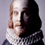 Shakespeare, detail-2