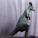 Canguro profilo